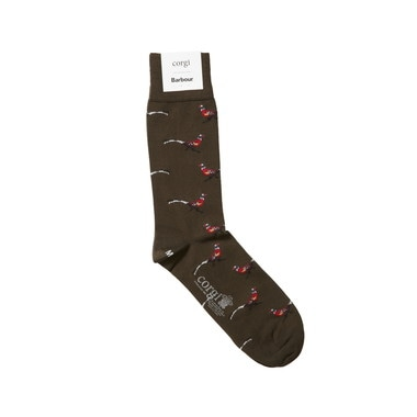 NYLON PHESANT SOCK