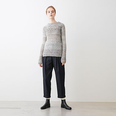LADIES SEAHOUSE KNIT