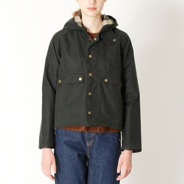 LADIES SPEY JACKET WAXED COTTON
