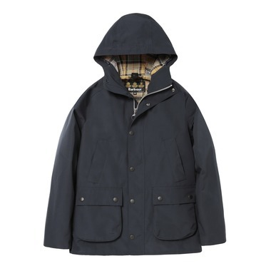 HOODED BEDALE SL