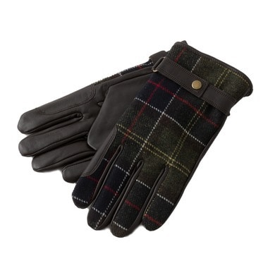 NEWBROUGH TARTAN GLOVE