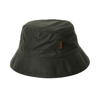 WAXED COTTON SPORTS HAT