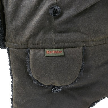 FLEECE LINED TRAPPER