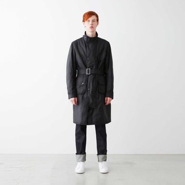 TOURING COAT WAXED COTTON