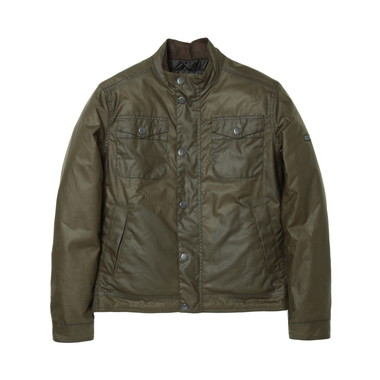 B.INTL HATCH WAX JKT