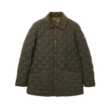 LIDDESDALE SL WOOL CHECK