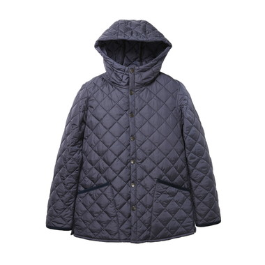 HOODED LIDDESDALE NYLON