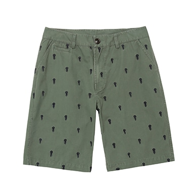 JELLYFISH EMB SHORT