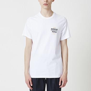 B.INTL NORTON ENGINE TEE
