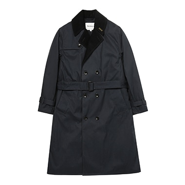 WHITLEY TRENCH COAT C/N