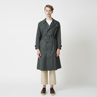BIG WHITLEY TRENCH COAT C/N
