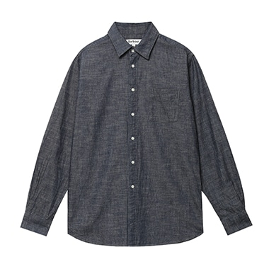 L/S DENIM SHIRT