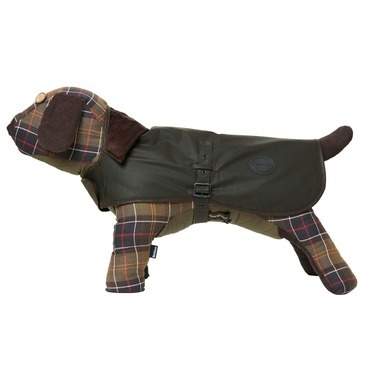 WAX DOG COAT