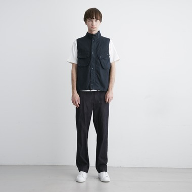 ENGINEERED GARMENTS ARTHUR WAISTCOAT