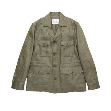 SAFARI JACKET LINEN