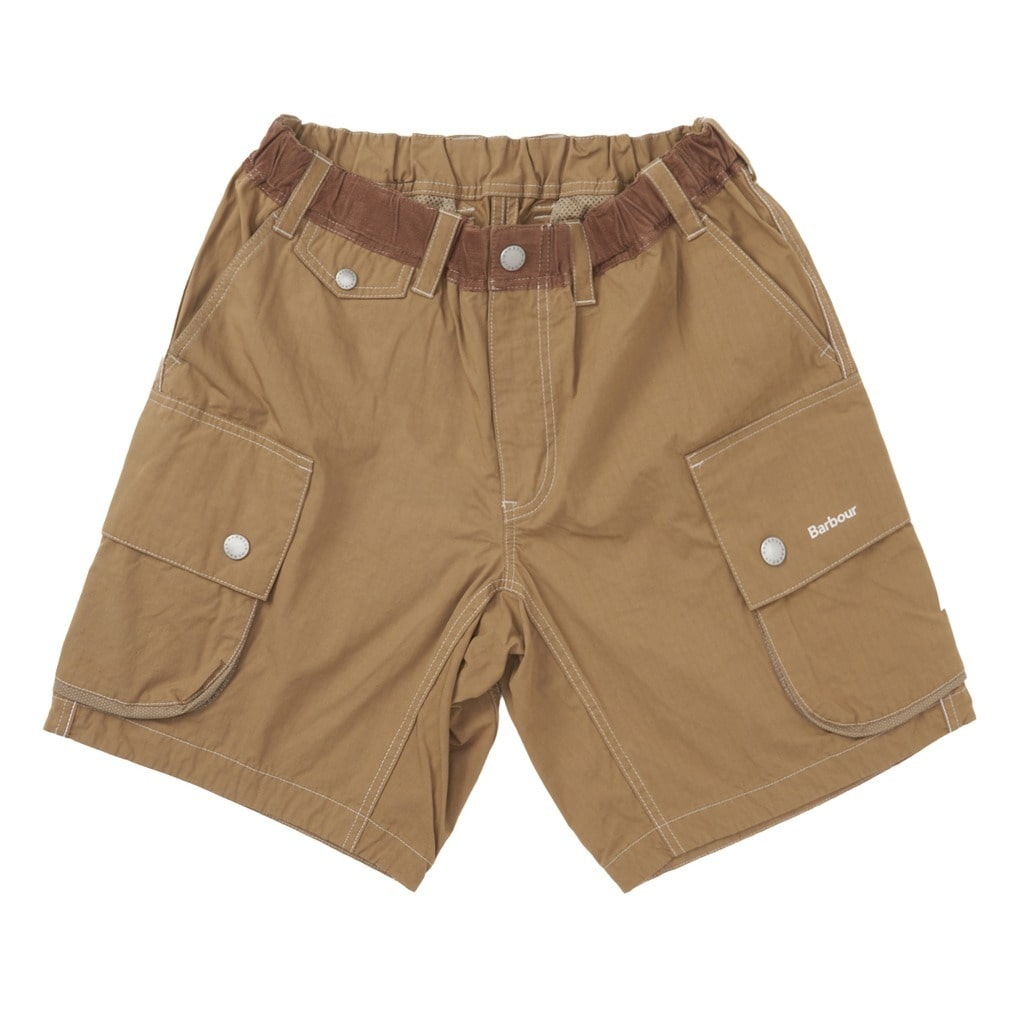 【and wander】 CORDURA SOLWAY SHORTPANT