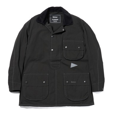 【and wander】 CORDURA SOLWAY SHIRT