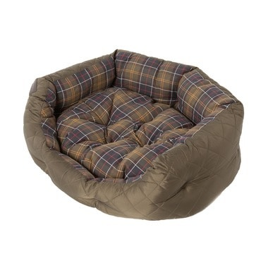 QUILTED DOG BED 30IN