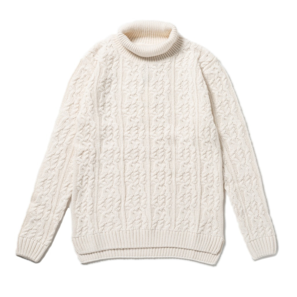 LADIES BURNE KNIT