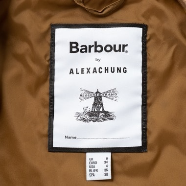 【Barbour by  ALEXACHUNG】LADIES DARCY QUILT