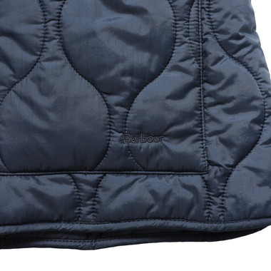 【Barbour by ALEXACHUNG】MARTHA CROPPED QUILT