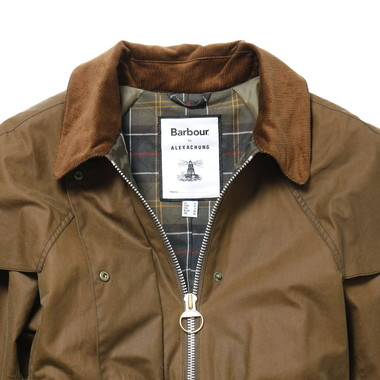 【Barbour by ALEXACHUNG】TRUDIE WAX