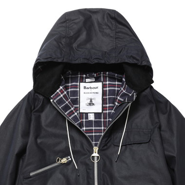 【Barbour by ALEXACHUNG】VIOLET WAX