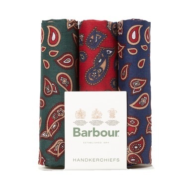 PAISLEY HANKIES BOXED SET