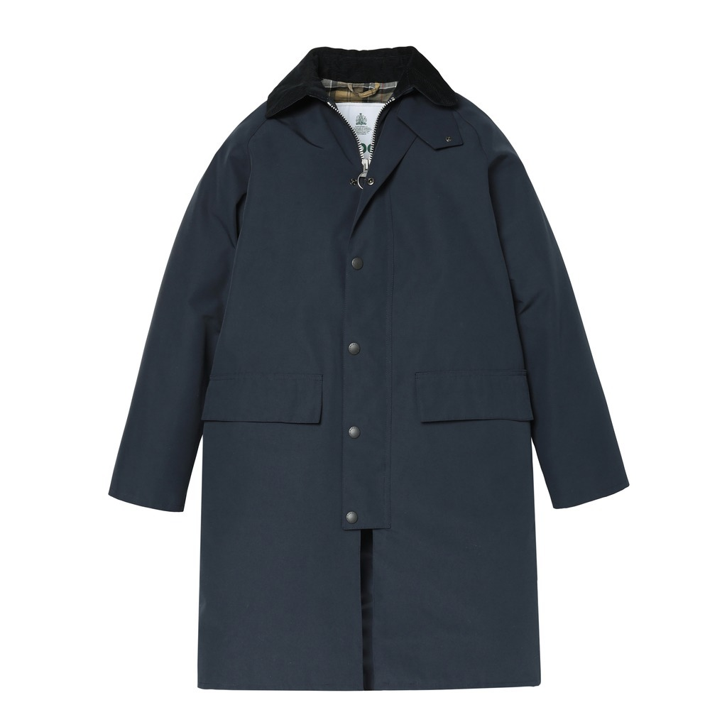 NEW BURGHLEY JACKET 2LAYER
