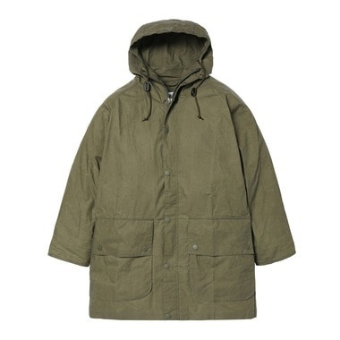 OVERSIZE HOODED BEDALE HYBRID