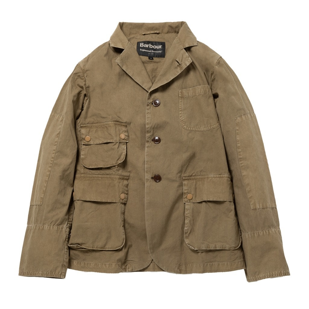 【Engineered Garments】WASHED UPLAND CASUAL