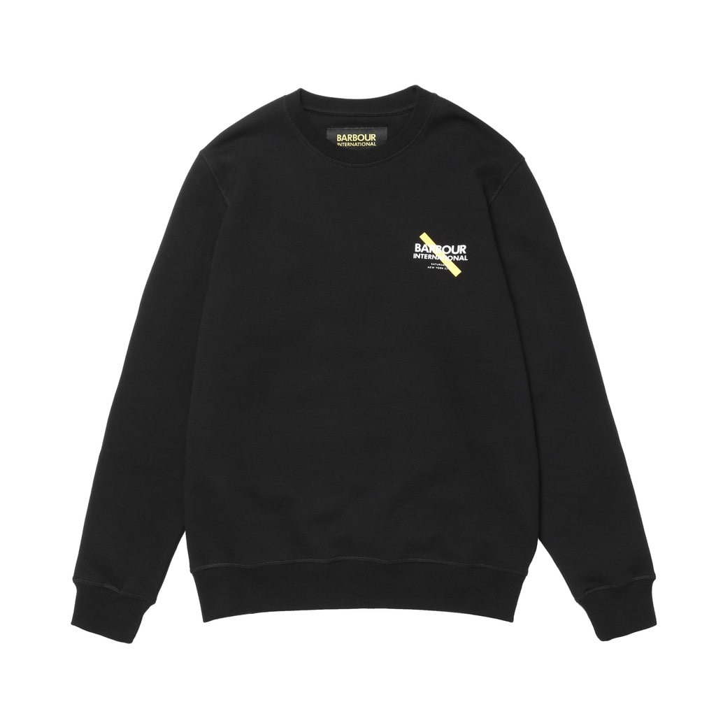 【Saturdays NYC】B.INTL SATURDAYS STRIKE SWEAT