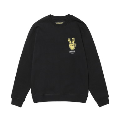 【Saturdays NYC】B.INTL SATURDAYS PEACE SWEAT