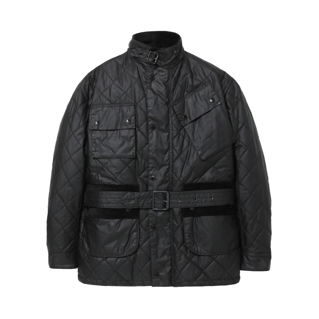 【Saturdays NYC】B.INTL QUILTED WINTER SNYC