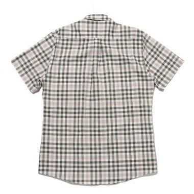 GINGHAM 26 S/S TAILORED