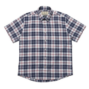 LINEN MIX 6 S/S REG FIT SHIRT