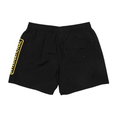B.INTL LARGE LOGO SWIM SHORT