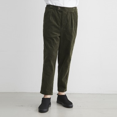 CORD RUGBY PANT