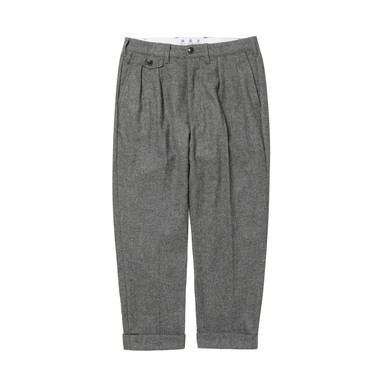 CHESTER WOOL TROUSER