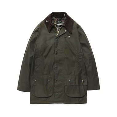 CLASSIC BEAUFORT WAX JACKET
