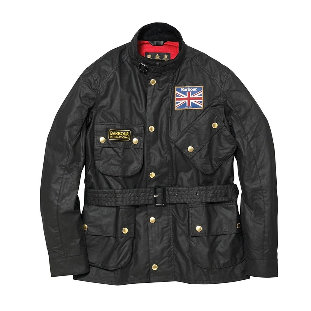 UNION JACK INTERNATIONAL WAXED COTTON