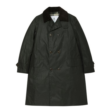 HAYDON JACKET WAXED COTTON