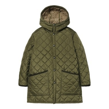 LADIES  HOODED LIDDESDALE SL O/S BOA