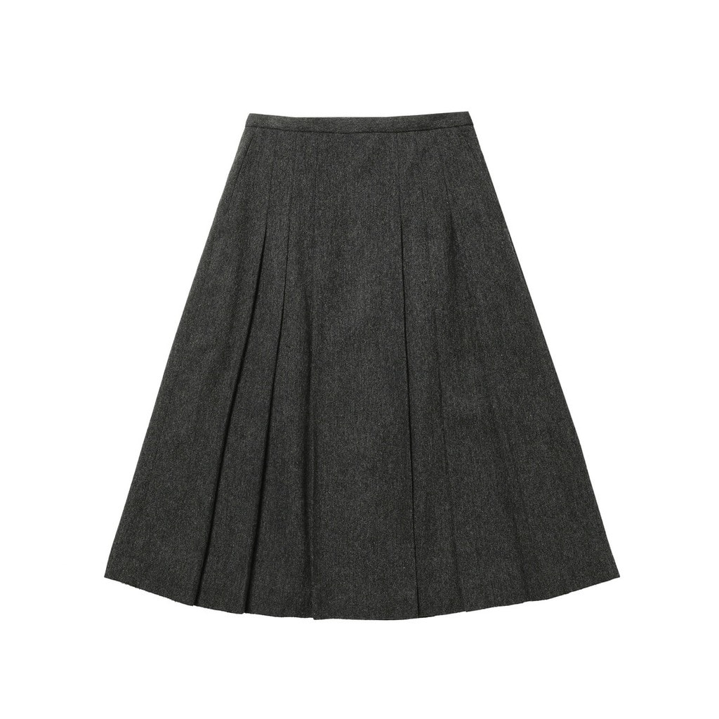 LADIES WOOL SKIRT CORDURA WOOL
