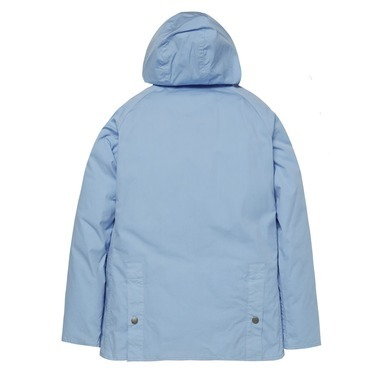 C/N HOODED BEDALE SL