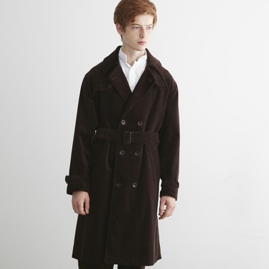 TRENCH COAT CORDUROY