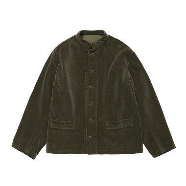BUTCHER JACKET CORDUROY