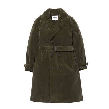 WHITLEY TRENCH COAT CORDUROY