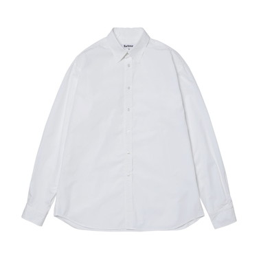 L/S OVERSIZED BROADCLOTH SHIRT