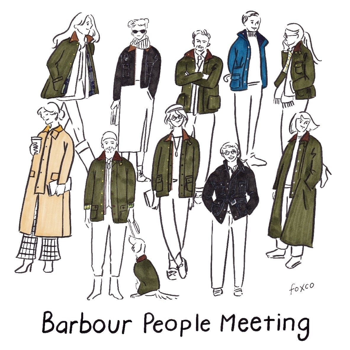 Barbour People Meeting @Shibuya 開催のお知らせ
